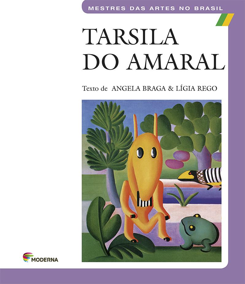 Capa Tarsila do Amaral