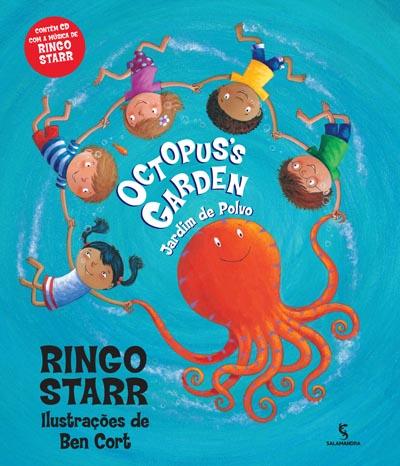 Capa Octopus's garden