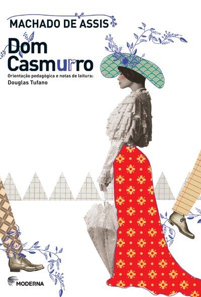 Capa Dom Casmurro