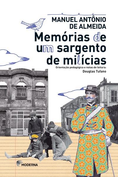 Capa Memórias de um sargento de milícias