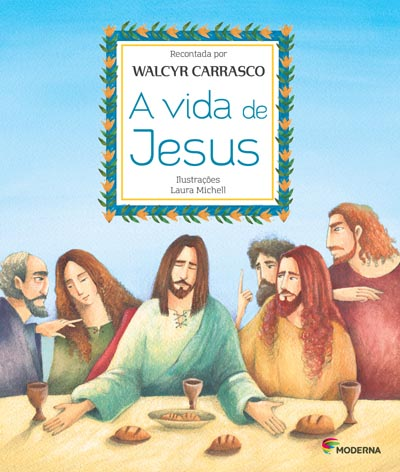 Capa A vida de Jesus