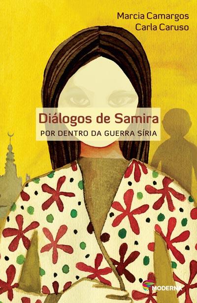 Capa Diálogos de Samira