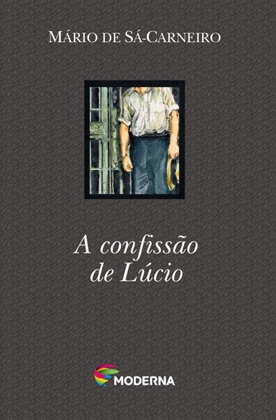 Capa A confissão de Lúcio