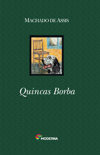 Capa Quincas Borba