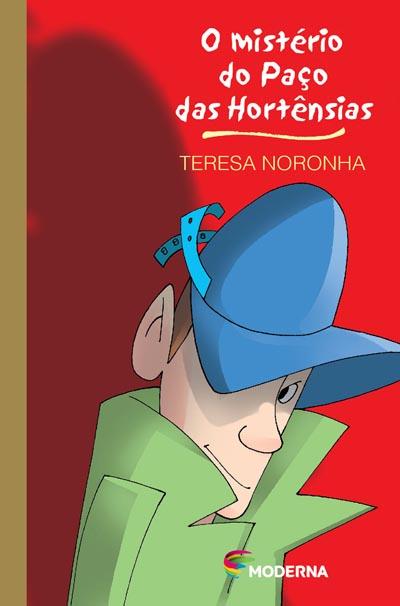 Capa O mistério do Paço das Hortênsias