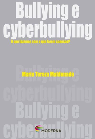 Capa Bullying e cyberbullying