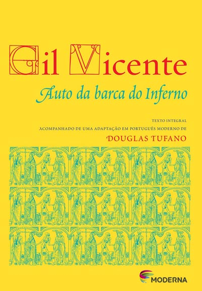 Capa Auto da barca do inferno