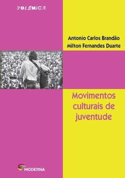Capa Movimentos culturais de juventude