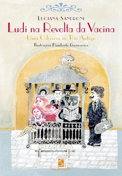Capa Ludi na Revolta da Vacina