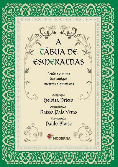 Capa A tábua de esmeraldas