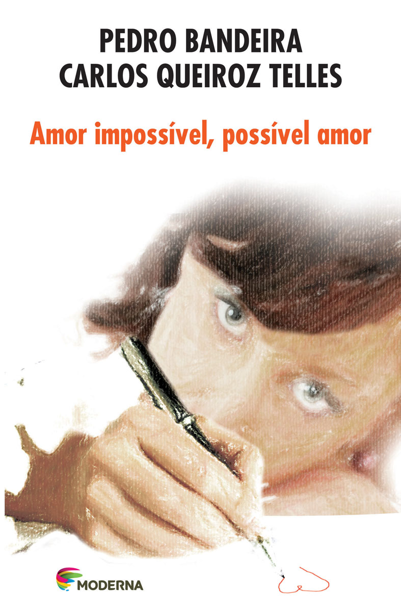 Capa Amor impossível, possível amor
