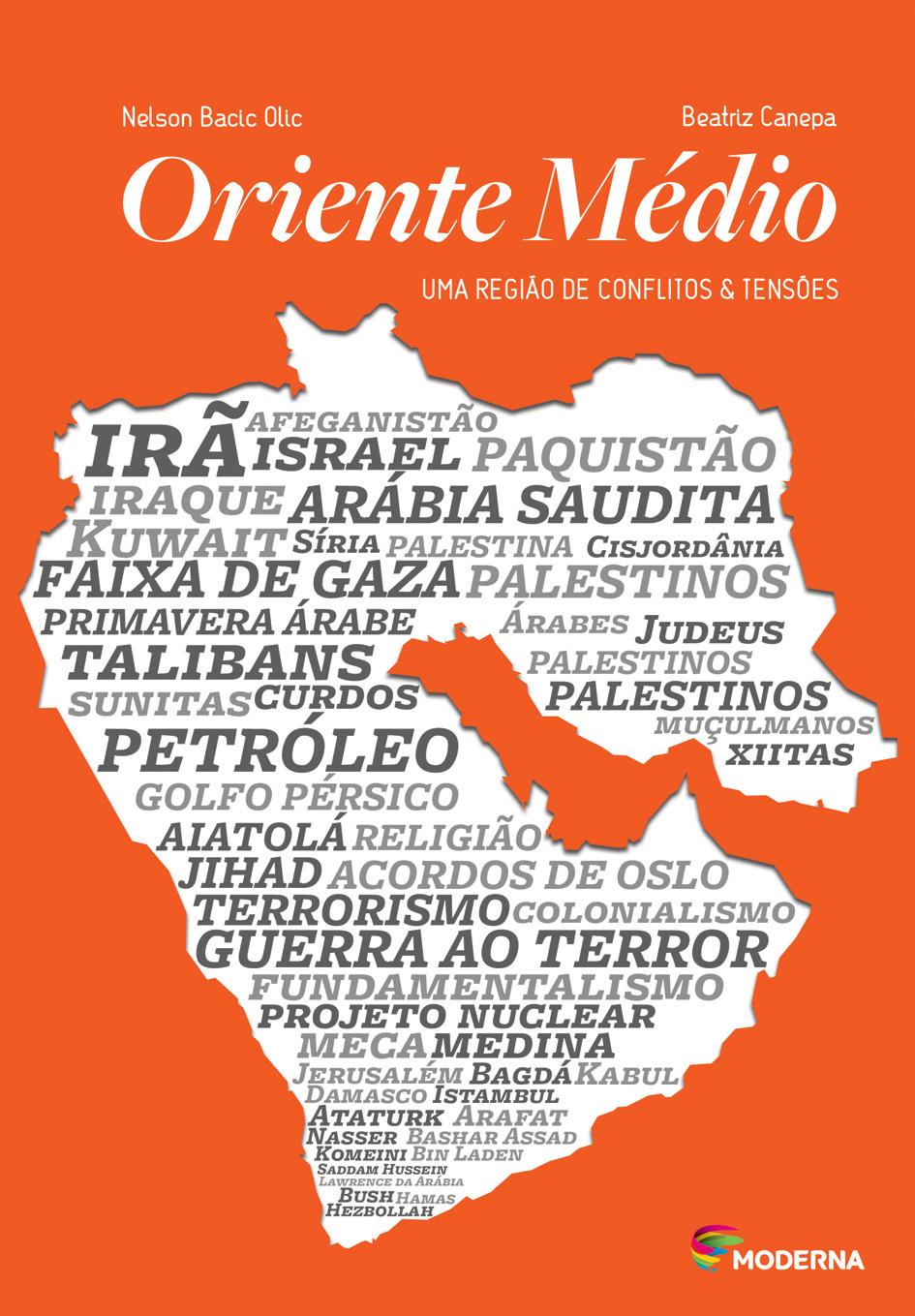 Capa Oriente Médio