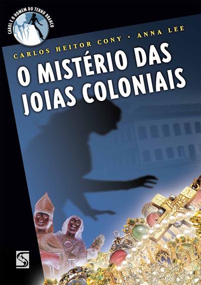 Capa O mistério das Joias Coloniais