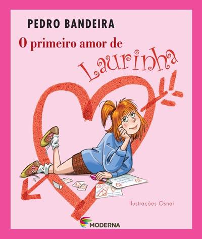 Capa O primeiro amor de Laurinha