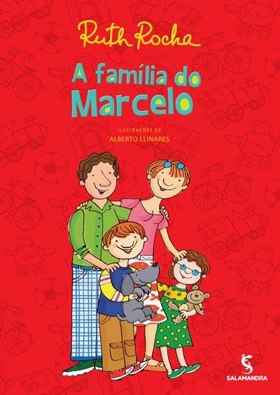 Capa A família do Marcelo