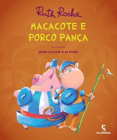 Capa Macacote e Porco Pança