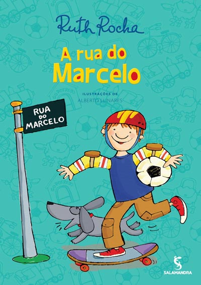 Capa A rua do Marcelo