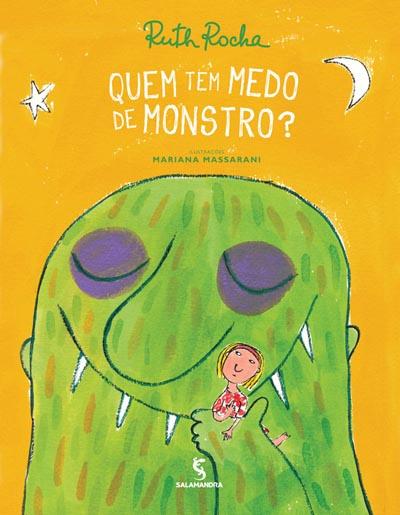 Capa Quem tem medo de monstro?