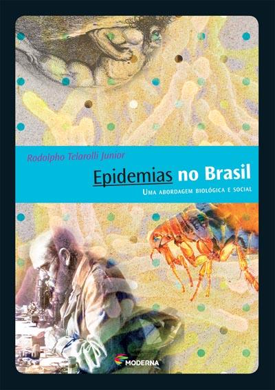 Capa Epidemias no Brasil