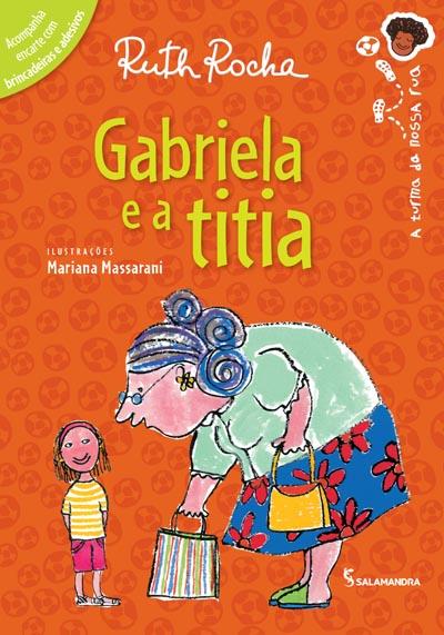 Capa Gabriela e a titia