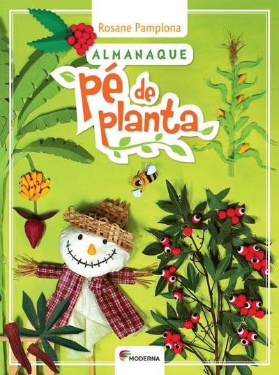 Capa Almanaque pé de planta