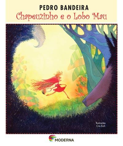 Capa Chapeuzinho e o Lobo Mau
