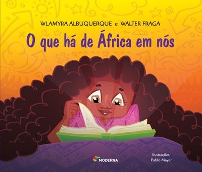 Capa O que há de África em nós
