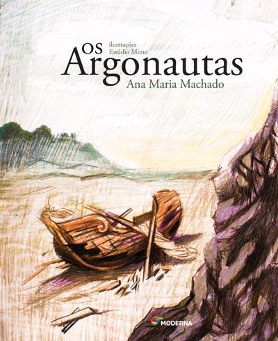 Capa Os Argonautas