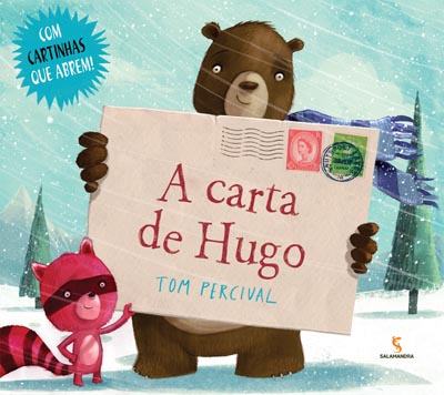 Capa A carta de Hugo