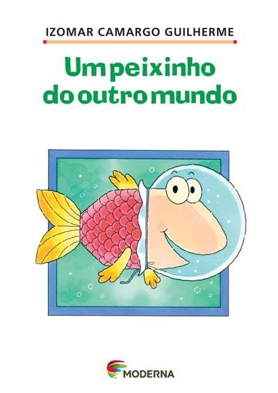 Capa Um peixinho do outro mundo