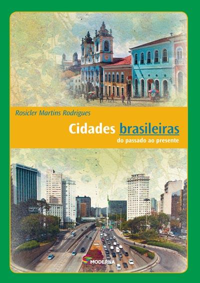 Capa Cidades brasileiras