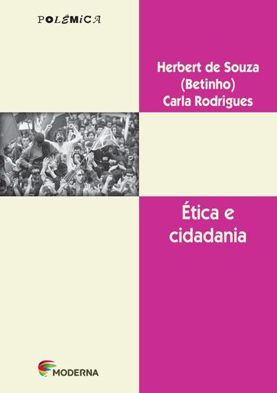 Capa Ética e cidadania