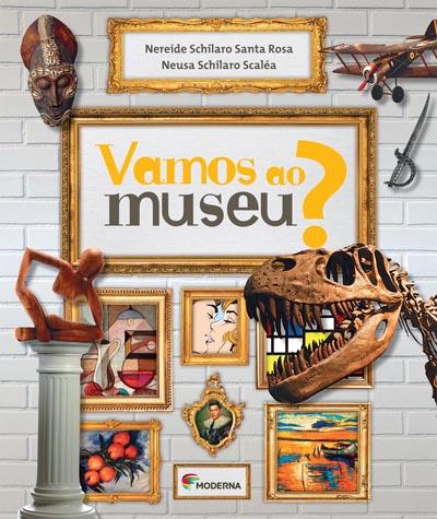 Capa Vamos ao museu?