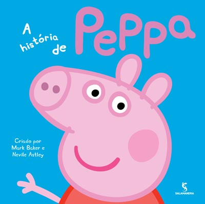 Capa A história de Peppa