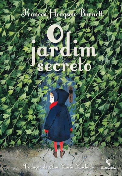 Capa O jardim secreto