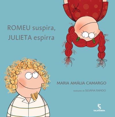 Capa Romeu suspira, Julieta espirra
