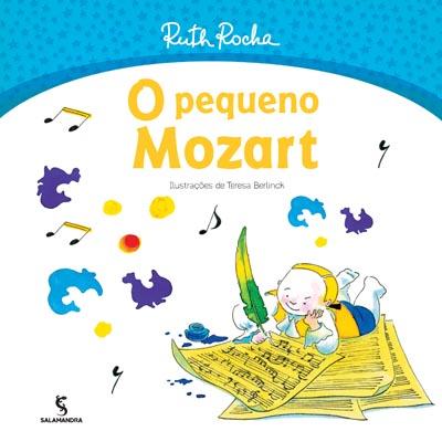 Capa O pequeno Mozart