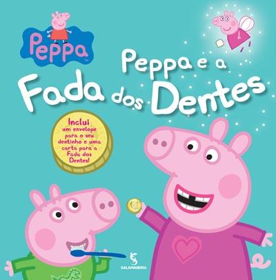 Capa Peppa e a Fada dos Dentes