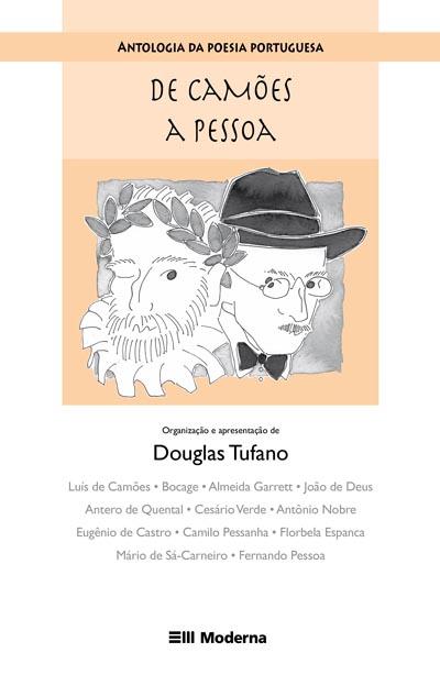 Capa Antologia da poesia portuguesa