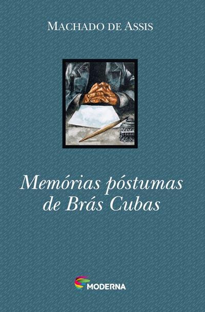 Capa Memórias póstumas de Brás Cubas