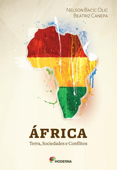 Capa África - Terra, sociedades e conflitos