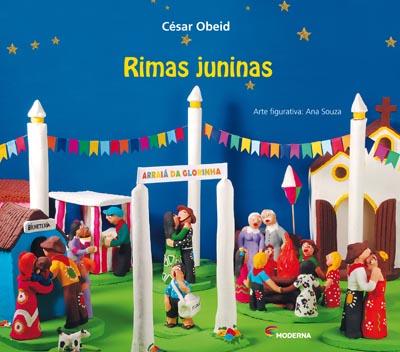 Capa Rimas juninas