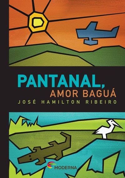 Capa Pantanal, amor baguá
