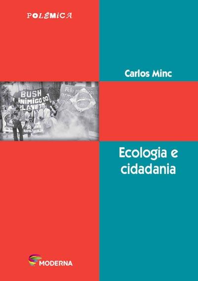 Capa Ecologia e cidadania