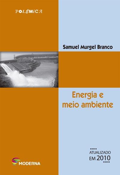 Capa Energia e meio ambiente