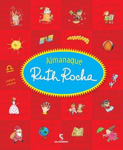 Capa Almanaque Ruth Rocha