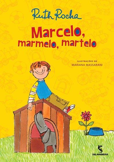 Capa Marcelo, marmelo, martelo e outras histórias