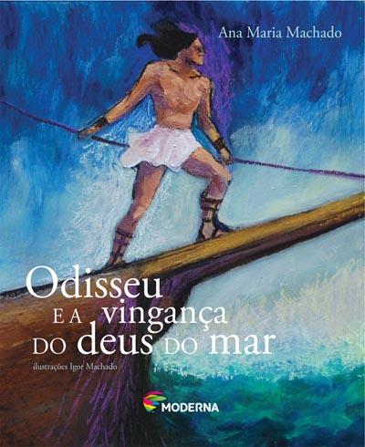 Capa Odisseu e a vingança do deus do mar