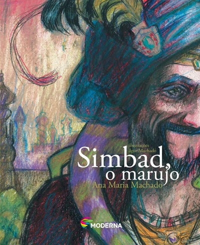Capa Simbad, o marujo