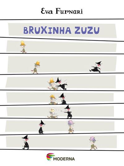 Capa Bruxinha Zuzu